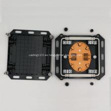 Caja de cierre de empalme de fibra óptica tipo compacto SJ-Small-5