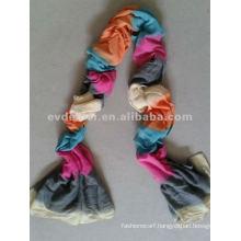 High quality popular fashion polyester scarf dress