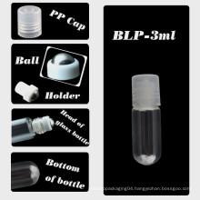1ml glass roll on bottle roller ball glass bottle glass perfume bottle essential oil bottle