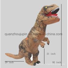 Benutzerdefinierte Hot Sale Festival aufblasbare Dinosaurier Anzug Kostüm