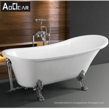 Aokeliya antique clawfoot claw bath tubs tub bathtubs in corner