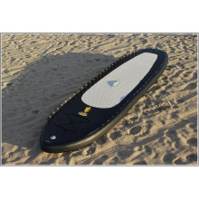 Black Inflatable Light Fishing Stand up Sup Paddle Boards