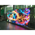 Media Facade Outdoor Curtain LED Display Screen