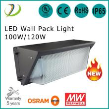 Utomhusbruk LED WALL Pack 120W