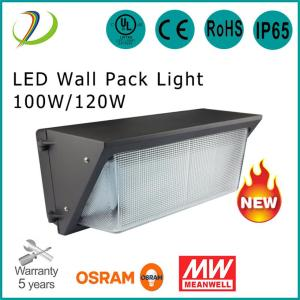 Externo LED WALL Pack 120W