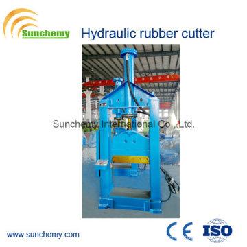 Máquina de borracha / cortador de borracha hidráulico