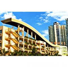 Kundenspezifische Stahlstruktur Dach Traversen Schule Gebäude