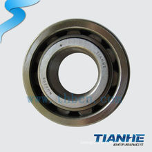 Heavy load cylindrical roller bearing NU2320 installed in blender