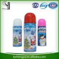 spray de neve de festa