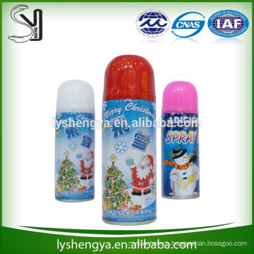 party snow spray