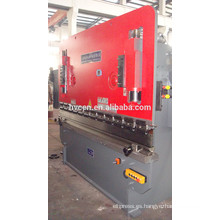 Máquina de doblado de metal WC67Y-250T / 4000