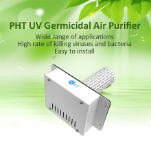 purificador de esterilización de aire con lámpara uv catalizador tio2