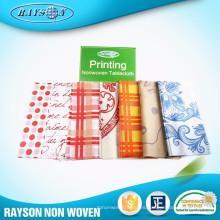 Manteles no tejidos impresos baratos de Tnt del producto caliente de Alibaba