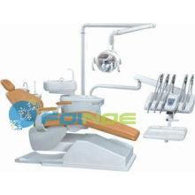 Unidade Odontológica montada na cadeira / cadeira dental / NOME DO MODELO: 1918