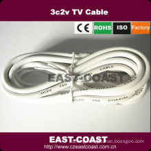 Male - Female Shielded Coaxial RF Antenna Cable