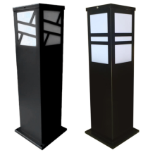 Modern LED Bollard Light