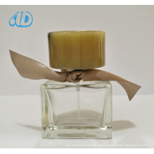Ad-P199 Venta caliente botella de perfume de vidrio pulverizado 25ml