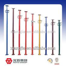 apoyos de acero de altura ajustable 2.2-3.9M para la venta