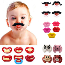 Newborn Infants Silicone  Pacifier BPA Free