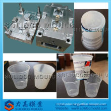 IML container mould