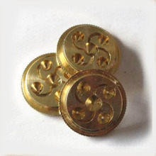 Customized brass cnc machining parts