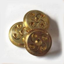 Peças de usinagem de bronze personalizado cnc