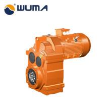 Proveedor en el motor del reductor de engranaje del ángulo recto del cortador de césped de la venta por mayor de China