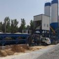 Planta mezcladora de concreto premezclado en húmedo HZS 50