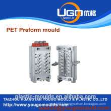 Plastic Injection Mould Shaping Mode and Steel Product Material Pet preform mould
