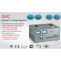 Three phase SVC 60kva servo motor ac avr industrial voltage stabilizer regulator
