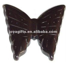 Colgantes de la mariposa del hematites