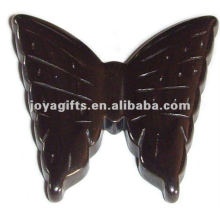 Pendentifs papillons Hematite