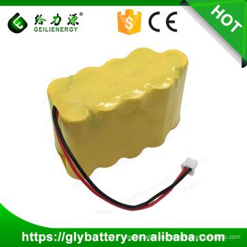 Batería Geilienergy 10.8V NIMH AA 3000mah para radio bidireccional digital