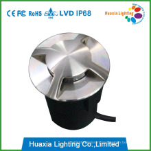 Stainless Steel High Quality 4 Directions Lighting LED Wall Light