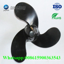 Custom Aluminum Alloy Die Casting Painted for Cooling Fan