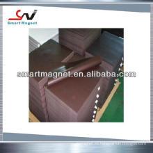 De alta calidad PVC fuerte cubierta de imán de goma imán flexible