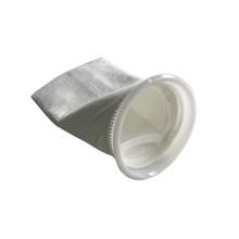 Sacs filtrants en feutre d'aiguille de polyester de catégorie comestible