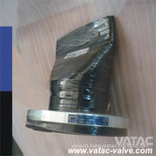 NBR Body Duckbill Check Valve with RF Flanged