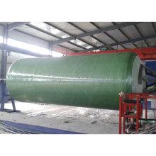 Máquina de enrolamento do filamento da tubulação de GRP / FRP / fibra de vidro com Dn500-3000mm