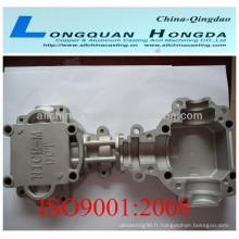 Ventilateurs de moteur, moulages en aluminium