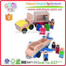 Yiwu China Wholesale New and Lovely Design Wooden Airplane Toy