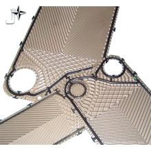 Intercambiador de calor de titanio de venta caliente Placa Apv N35