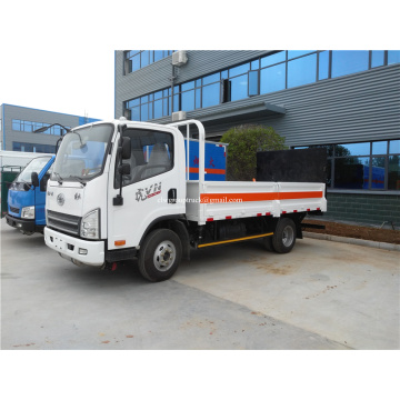3-5Ton light cargo truck box truck for sale