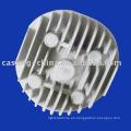 Pieza de radiador a presión fundida a presión de zinc
