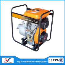 China portable 4inch high pressure water pump supply RSWP-40D/E