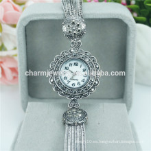 Caliente venta de moda de lujo hermoso reloj de pulsera de cuarzo para las mujeres B020