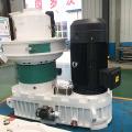 Máquina de prensagem de resíduos de algodão