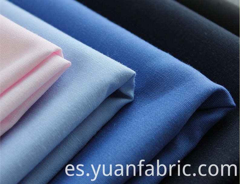 148dyed Cotton Polyester Blend Woven Fabric For Dresses