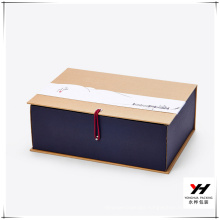 2017 Top quality and Low price DIY unique style paper gift box