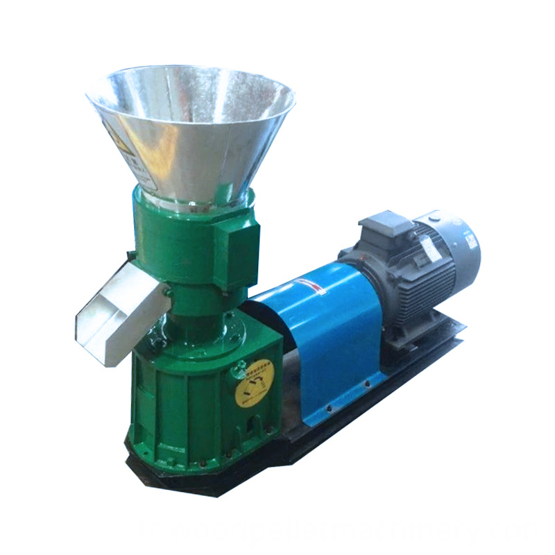 poultry feed pellet machine
